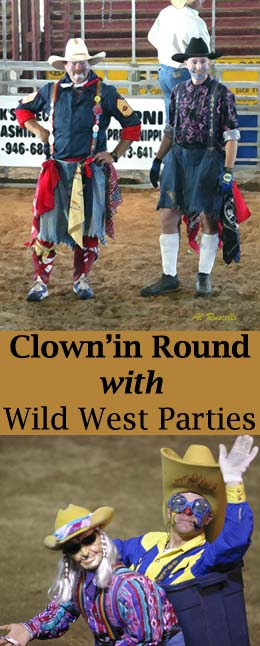 Rodeo Clowns pic